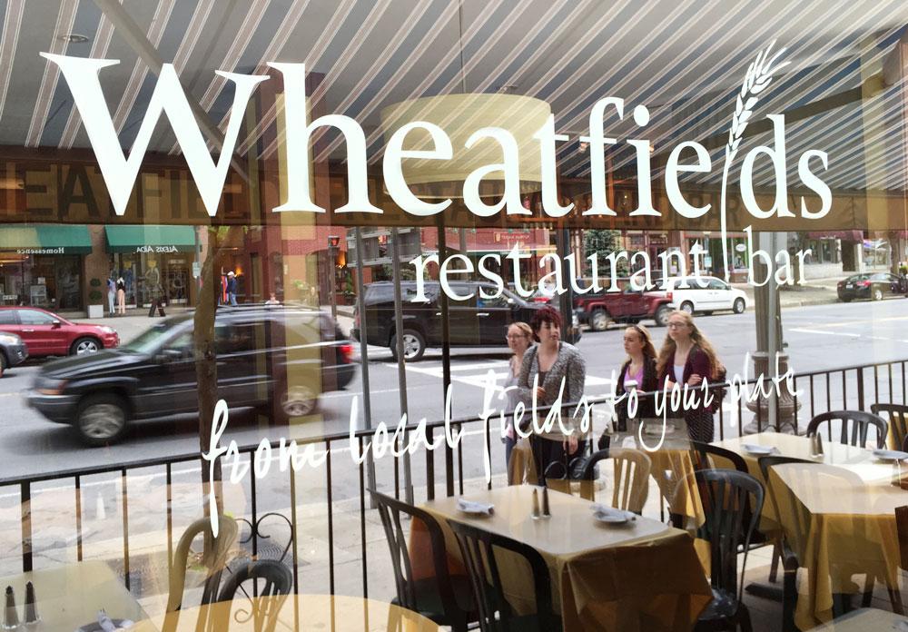 Wheatfields Bar Restaurant Saratoga Springs Ny Farewell Gluten